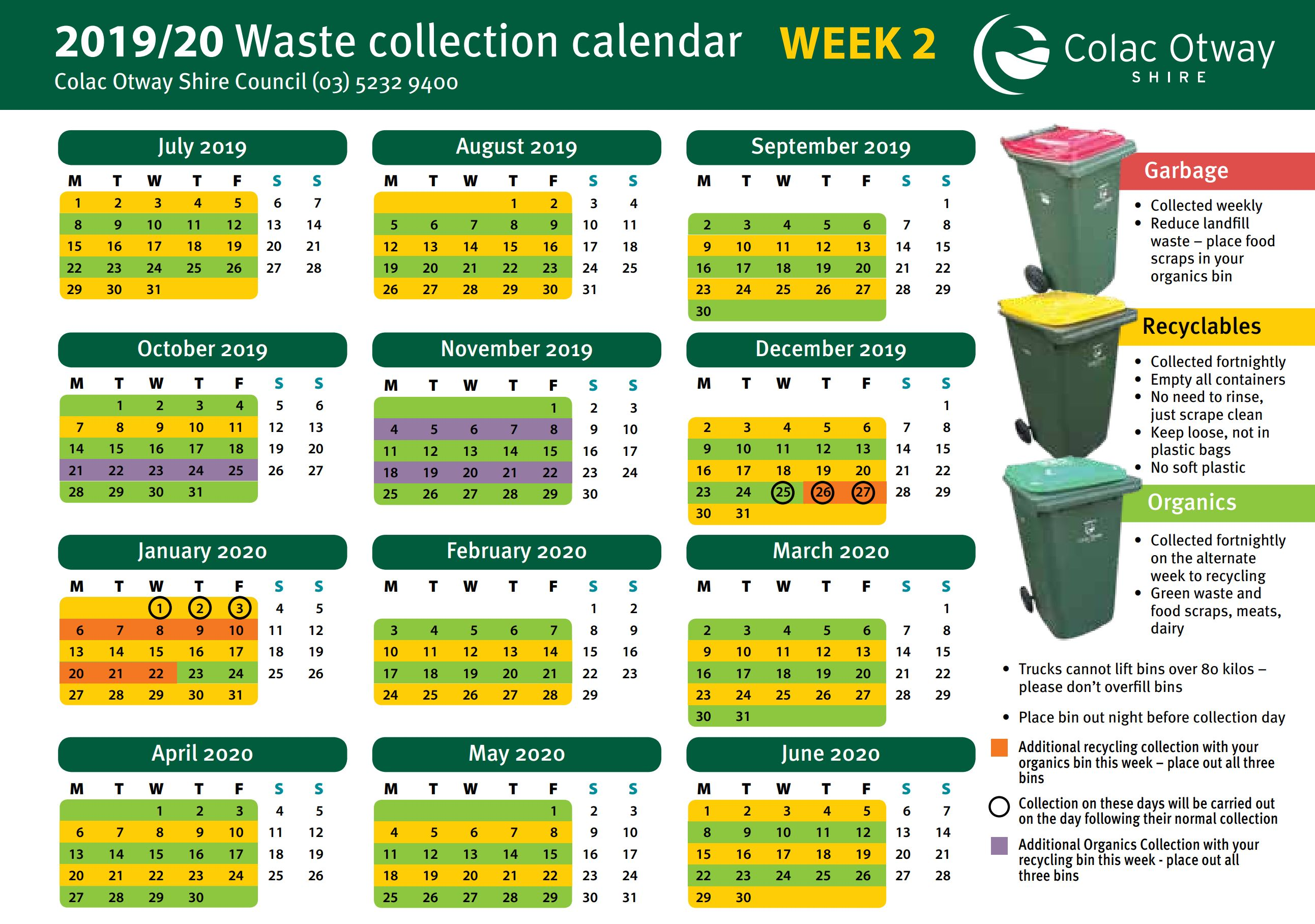 2019 20 waste collection wk2