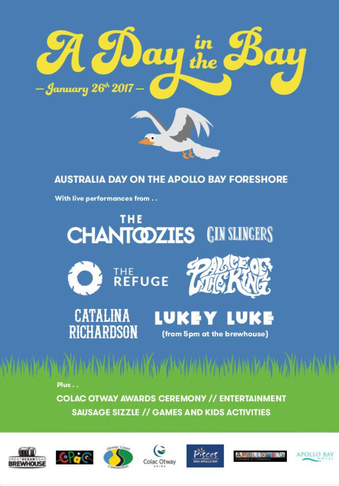 1701 day in the bay poster