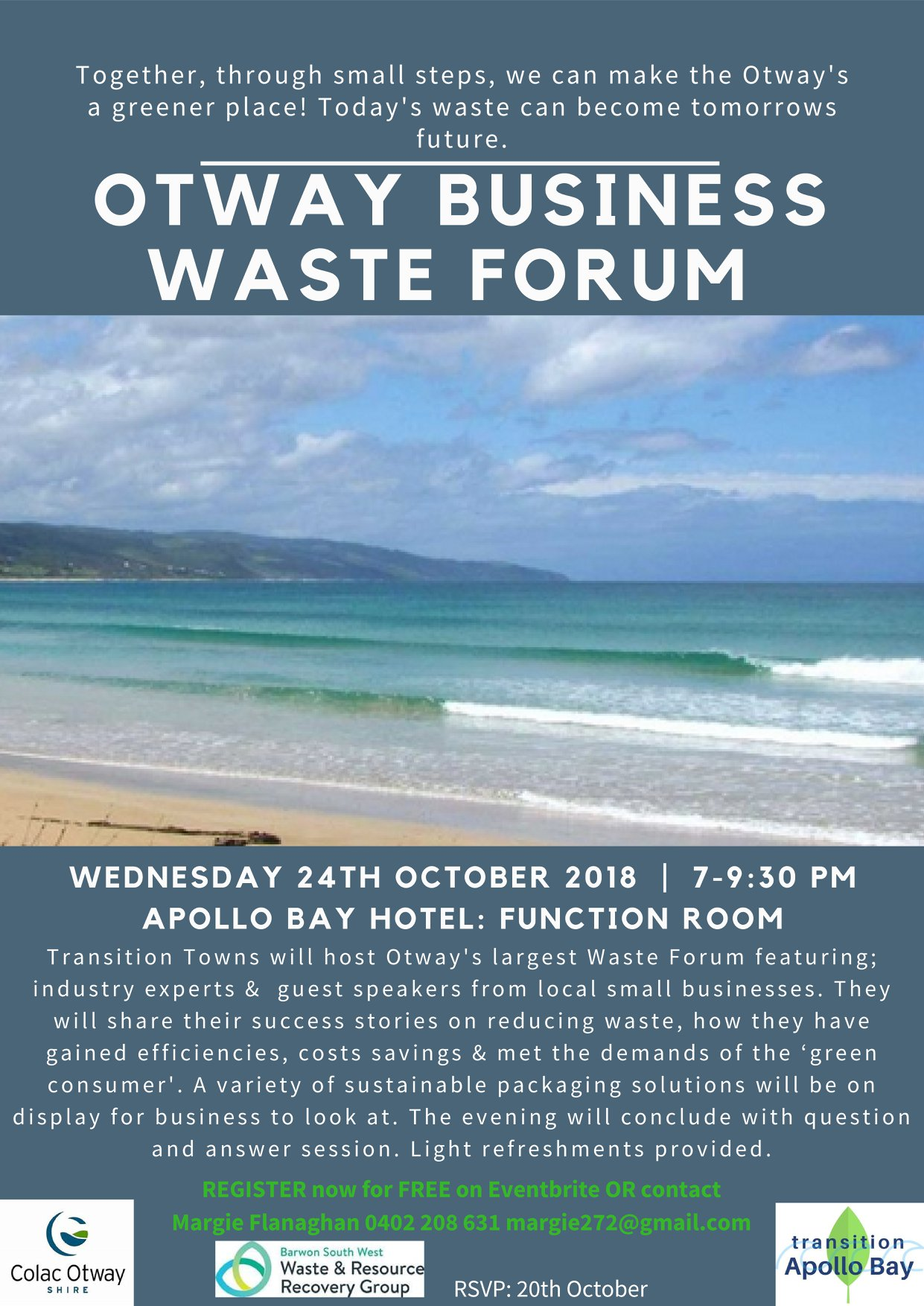 1810 business waste forum