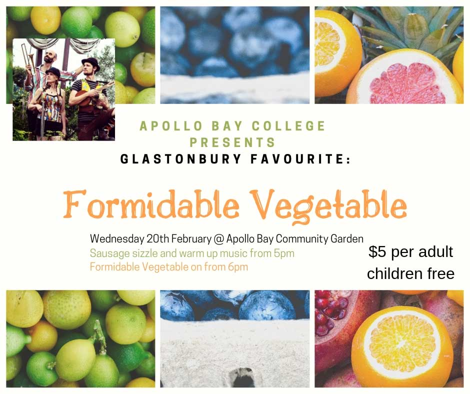 1902 formidable vegetable