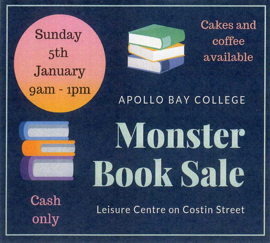 2001 abp12 book sale