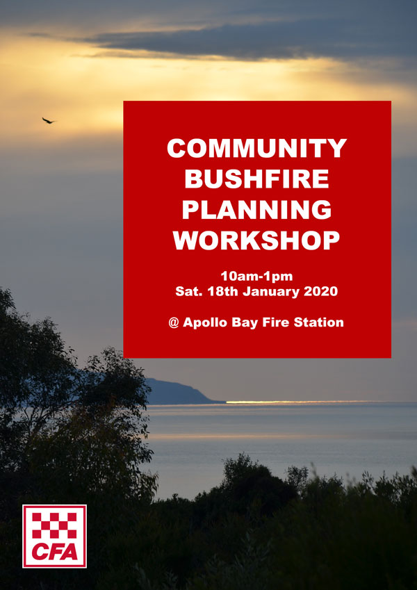 2001 bushfire planning workshop2